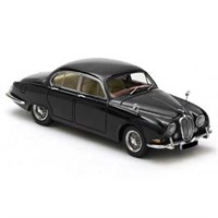 Neo Jaguar S-Type 1965 - Black 1:43