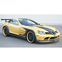 Neo Hamann Volcano 2011 - Yellow/Dark Grey 1:43