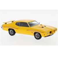 Neo Pontiac GTO The Judge 1970 - Yellow 1:43