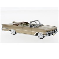 Neo Oldsmobile 98 Convertible 1959 - Gold 1:43