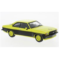 Neo Opel Commodore B Stonemason - Yellow/Black 1:43