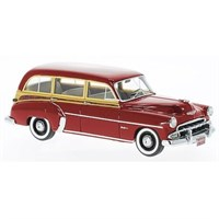 Neo Chevrolet Woody 1952 - Red 1:43