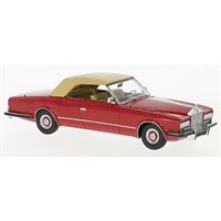 Neo Rolls-Royce Phantom VI Frua 1971 - Red 1:43