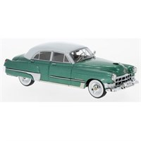 Neo Cadillac Series 62 Touring Sedan 1949 - Green/Grey 1:43