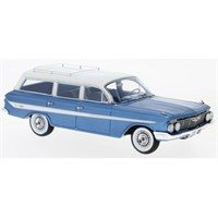 Neo Chevrolet Nomad Sation Wagon 1961 - Blue/White 1:43