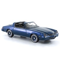 Neo Chevrolet Camaro LT 1978 - Metallic Blue/Black 1:43