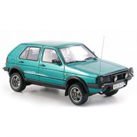 Neo Volkswagen Golf II Country 1990 - Metallic Green 1:43