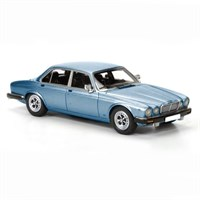 Neo Jaguar XJ Series III 1986 - Light Blue 1:43