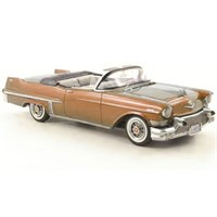 Neo Cadillac Series 62 Convertible 1957 - Metallic Copper 1:43