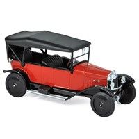 Norev Citroen Type A 1919 - Red 1:43