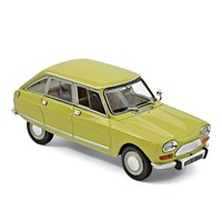 Norev Citroen Ami 8 Club 1970 - Yellow 1:43