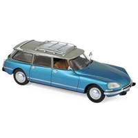 Norev Citroen DS 23 Break 1974 - Delta Blue 1:43