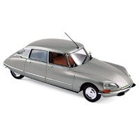 Norev Citroen DS 23 Pallas 1974 - Pearl Grey 1:43