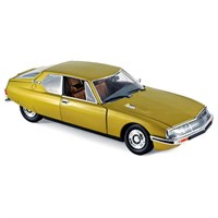 Norev Citroen SM 1971 - Golden Leaf 1:18