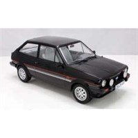 Norev Ford Fiesta XR2 1981 - Black 1:18
