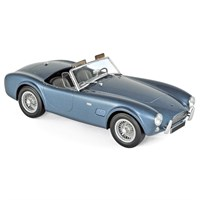 Norev AC Cobra 289 1963 - Blue Metallic 1:18