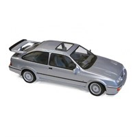 Ford Sierra RS Cosworth 1986 - Grey Metallic 1:18