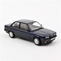Norev BMW 325i 1988 - Blue Metallic 1:18
