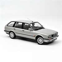 Norev BMW 325i Touring 1991 - Silver 1:18