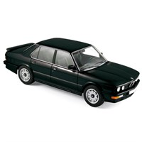 Norev BMW M535i 1986 - Black Metallic 1:18