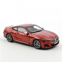 Norev BMW 850i 2019 - Orange Metallic 1:18