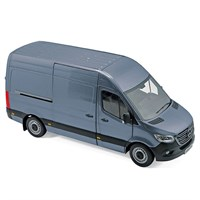 Norev Mercedes Sprinter 2018 - Bluegrey 1:18