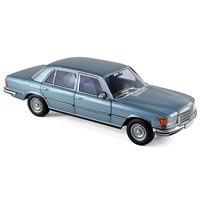 Mercedes 450 SEL 6.9 1976 - Bluegrey Metallic 1:18