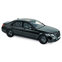 Norev Mercedes S-Class AMG-Line 2018 - Black 1:18