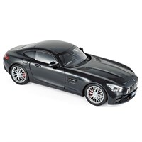 Mercedes-AMG GT S 2018 - Black Metallic 1:18