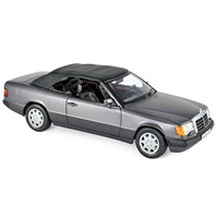 Mercedes 300 CE Cabriolet 1990 - Bornite Metallic 1:18