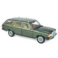 Norev Mercedes 230 T 1982 - Green Metallic 1:18