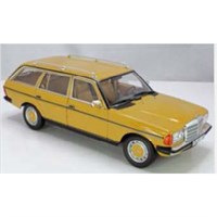 Norev Mercedes 200 T 1982 - Yellow 1:18