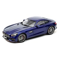 Norev Mercedes AMG GT S 2019 - Blue Metallic 1:18