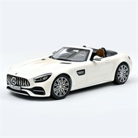 Norev Mercedes AMG GT C Roadster 2019 - White Metallic 1:18
