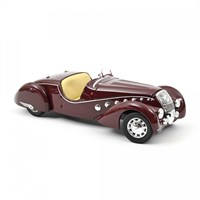Norev Peugeot 302 Darl'Mat Roadster 1937 - Dark Red 1:18