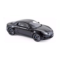 Alpine A110 Premiere Edition 2017 - Black Metallic 1:18