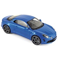 Alpine A110 2017 - Blue Metallic 1:18