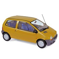 Norev Renault Twingo 1993 - Indian Yellow 1:18