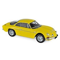 Norev Alpine A110 1600S 1971 - Yellow 1:18
