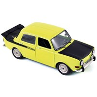 Norev Simca 1000 Rallye 2 1976 - Yellow 1:18