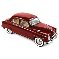 Norev Simca 9 Aronde 1953 - Red 1:18