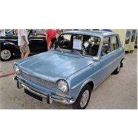 Norev Simca 1100 GLS 1968 - Estoril Blue 1:18