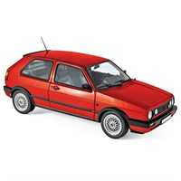Norev Volkswagen Golf GTI 1990 - Red 1:18