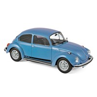 Norev Volkswagen 1303 City 1973 - Blue Metallic 1:18