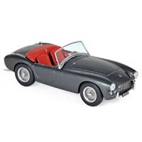 Norev AC Ace 1957 - Grey Metallic 1:43
