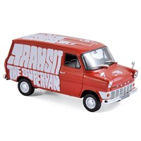 Ford Transit Van 1965 - Red 1:43