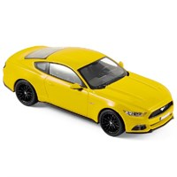 Ford Mustang Fastback 2015 - Yellow 1:43