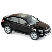 Norev Mercedes GLE Coupe 2015 - Black 1:43