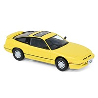 Norev Nissan 180 SX 1989 - Yellow 1:43