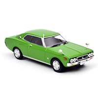 Norev Nissan Laurel Hard Top 2000 1972 - Green 1:43